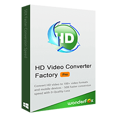 hd video converter factory box