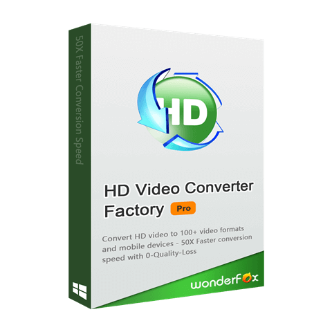 WonderFox HD Video Converter Factory Pro 正版激活码